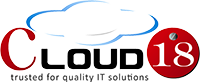 Cloud18 logo